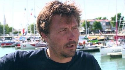 Solitaire Bompard Le Figaro - ITV A. Godart - Philippe (FAUN Environnement)