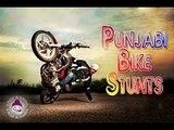 Punjabi Bike Stunts Compilation 2016 -- Crazy Bike Scooter Stunts