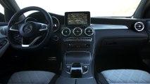 Mercedes Benz Glc 300 4matic Coupe Interior Design In