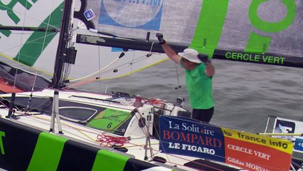 Solitaire Bompard Le Figaro - Le sprint final !