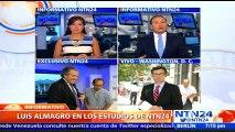 Carta Democrática a Venezuela pasará a una última fase de diálogo, aseguran expertos a NTN24