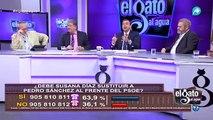 """4   4 """"el Gato al Agua"""" 28-06-2016: Cañamero okupa su primera finca como diputado de """"Podemos""""."""