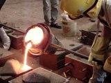 Fundicion de hierro en la eet nº 10 -Fray Luis Beltran - 10