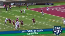 OUA Plays of the Week: October 27, 2015
