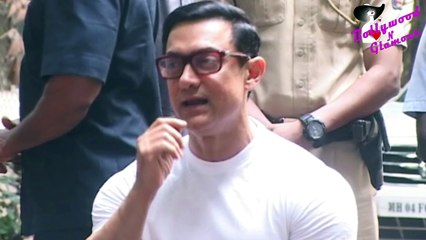 UNCUT Aamir Khan Celebrates Eid 2016 With Media
