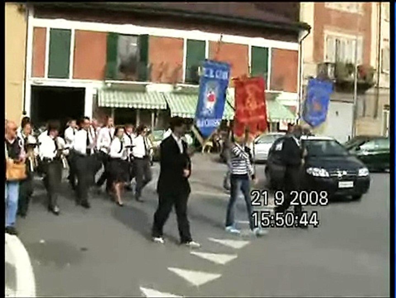 Banda di Casalborgone Raduno 25°Anniversario Nuova banda