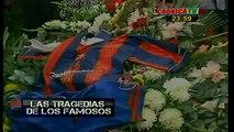 TRAGEDIA DE FAMOSOS -CRONICA TV - LUCA PRODAN  (29 PARTE)