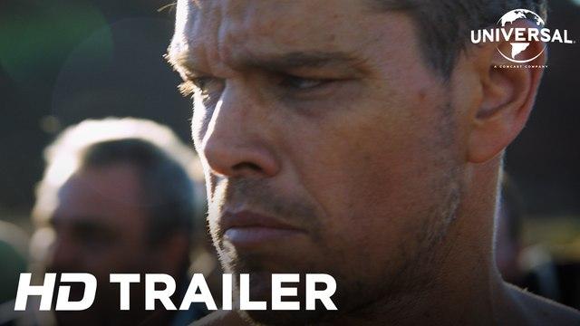 Jason Bourne - Trailer 1 (Universal Pictures) [HD]
