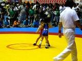第25回全日本少年少女レスリング大会