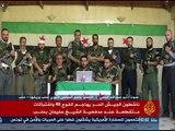 Aljazeera Channel Syria News 22 09 2012 أبو عبد الله الحلبي لقناة الجزيرة من حلب سورية