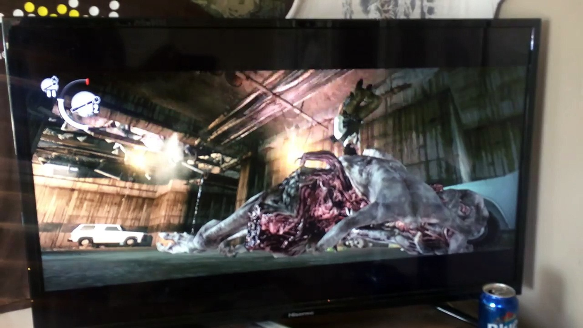 The Evil Within Chapter 10 Boss Glitch
