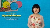 Waku Waku Japanese - Language Lesson 26: Visiting Friends