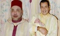 جلالة الملك محمد السادس يترأس بالقصر الملكي بالرباط حفل عقيقة مولاي أحمد نجل الأمير مولاي رشيد