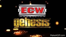 ECW Figure Wrestling Present ECW Genesis Official Theme Song 2016