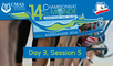 Day 3, Session 5 (Part 1) - 14th World Junior Finswimming Championship