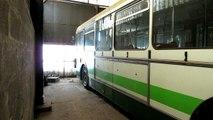 SC 10 RA n°3978 De l'association Bus Parisiens, ex RATP. Premier redémarrage.