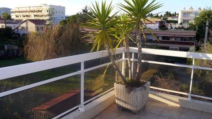 Juan-Les-Pins Location étudiante - 2 pièces 50 m² - Dans résidence de standing avec piscine
