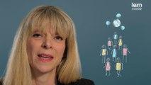 Témoignage visage - Frédérique, Directrice communication (LEO)