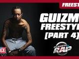 Gros freestyle de Guizmo avec des auditeurs dans Planète Rap [Part. 4]