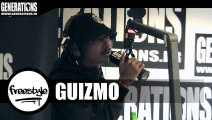 Guizmo - Freestyle 2 #GPG (Live des studios de Generations)
