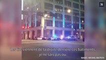 Nouvelles images de la fusillade de Dallas