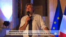 Nuit de l'agro-écologie, discours de clôture