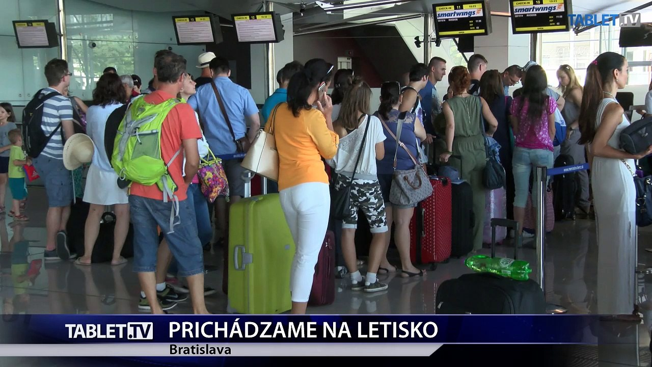 Viete, čo všetko vás čaká na letisku pred nástupom do lietadla?