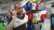 Euro 2016: les ventes des maillots de Griezmann explosent