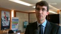 Vendée Globe en partenariat avec la société Éoliennes en Mer