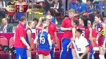 ไทย - รัสเซีย ( Finals )  9 วอลเลย์บอลเวิลด์กรังด์ปรีซ์ 2016  Thailand - Russia  WGP 2016