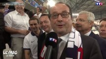 La phrase incompréhensible de François Hollande. Zap actu du 08/07/2016 par lezapping