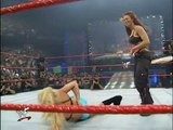 Trish Stratus vs Lita- Strap Match Raw 7/24/2000