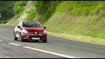 2016 New Renault CLIO Sedan - Driving Video Trailer