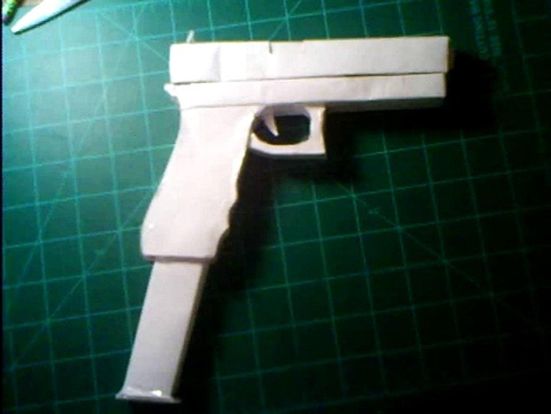 Paper Glock 17 (Tutorials)