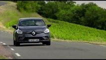 2016 New Renault CLIO Sedan and Estate - Driving Video