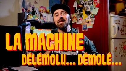La machine démolécularisante - Bapt&Gael