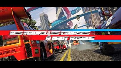 GTA Online : DLC Casse-cou de Grand Theft Auto V