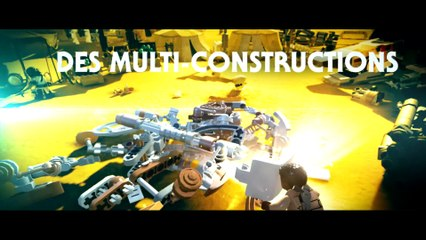 LEGO Star Wars - Multi-Constructions de LEGO Star Wars : Le Réveil de la Force