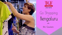 Shop till you drop in Bengaluru, India | July 2016 | Bangalore Shopping Guide | Where to Shop in Bangalore | Bangalore Shopping