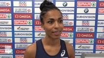 Floria Gueï : « Je savoure cette médaille »