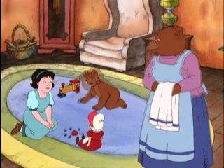 Little Bear - 13 - LA OBRA DE LA DANZA DE LA LLUVIA / TU AMIGO OSITO / SUENO DE OTOKO