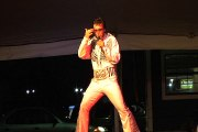 Mark addy sings 'Polk Salad Annie' Elvis Week 2008