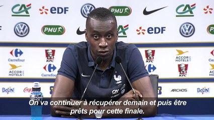 """Euro 2016: la finale, """"le match de notre vie"""" pour Matuidi"""