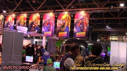 01 - Impressions - Dutch Comic Con 2016