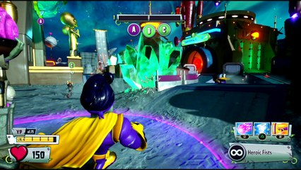 Plants vs Zombies Garden Warfare 2 - Gameplay Part 34 {PS4} Suburbination Multiplayer