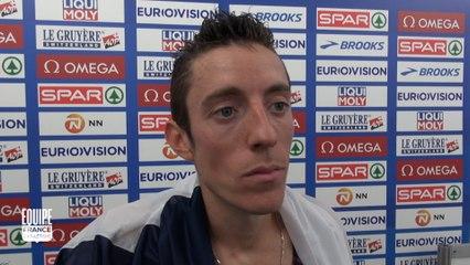 Championnats d'Europe d'Amsterdam : Yoann Kowal : « J'ai assuré cette troisième place »