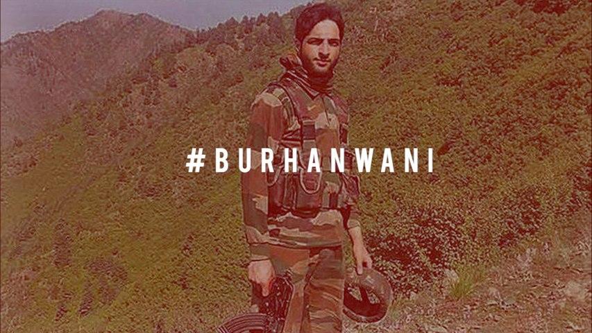 Burhan Wani: Poster Boy of Kashmir's New Militancy, Killed in Encounter