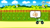 Cartoons for children. Racing Cars - extreme racing with Cars. Trucks Adventures Kids Cartoons