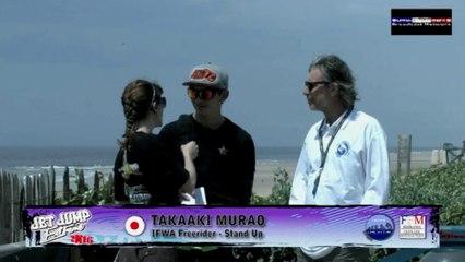 ITV - Takaaki Murao | Tchello Brandao | Mark Matsuda - IFWA World Tour JET JUMP EXTREME 2nd Stop - LACANAU 2016