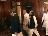 CM Sindh SYED QAIM ALI SHAH Meets On Governor Sindh & CM PUNJAB Shahbaz Shahreef
